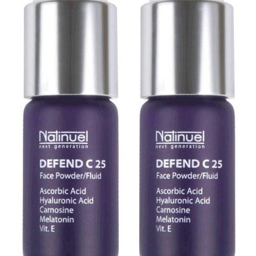 Defend C Face Fluid